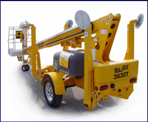 Bil Jax 3632T Bucket Lift