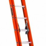 Louisville fe2224 Fiberglass Extention Ladder