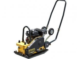 14 Inch Bomag Plate Compactor