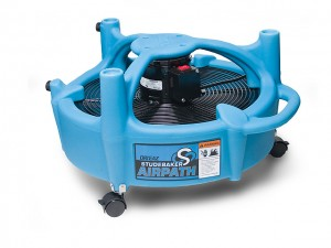 Dri-Eaz Studebaker Airpath carpet and floor dryer