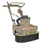 Edco Wedge-Less Dual-Disc Floor Grinder
